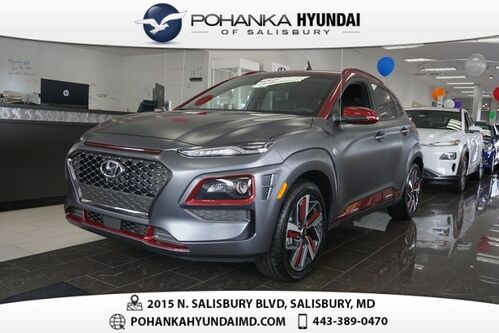 2019_Hyundai_Kona_*IRON MAN Limited Edition*_ Salisbury MD