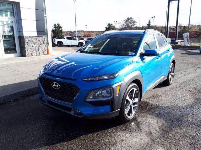 2019 Hyundai Kona Limited | Backup Camera | 1.6L 4 Cyl Calgary AB