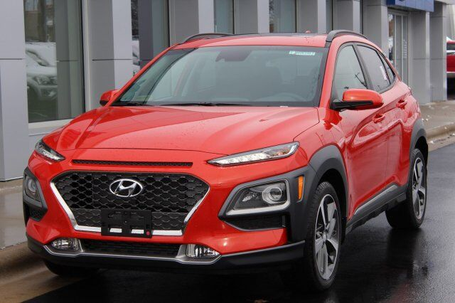 2019 Hyundai Kona Limited Green Bay WI