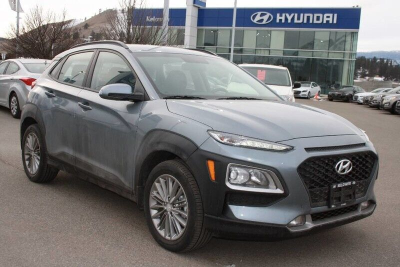 2019 Hyundai Kona Preferred Kelowna BC