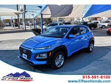 2019_Hyundai_Kona_SE AUTO FWD_ El Paso TX