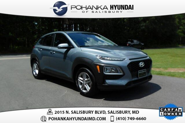 2019 Hyundai Kona SE **ONE OWNER**CERTIFIED** Salisbury MD