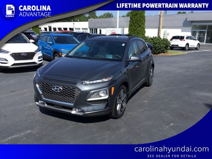 2019 Hyundai Kona Ultimate High Point NC