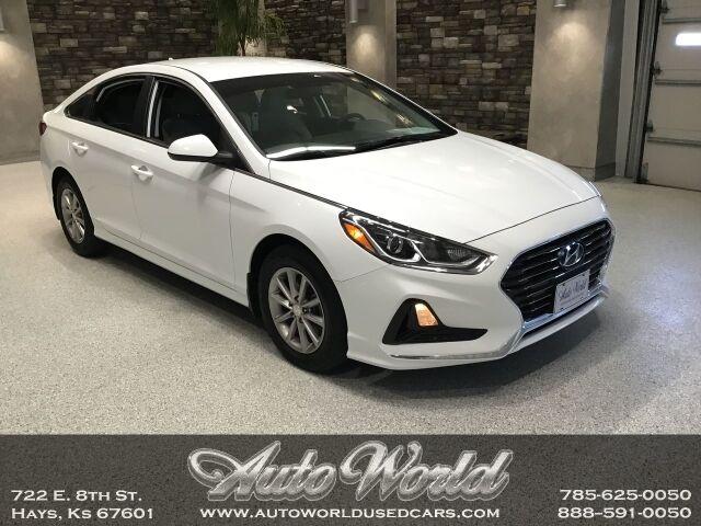 2019 Hyundai SONATA SE  Hays KS