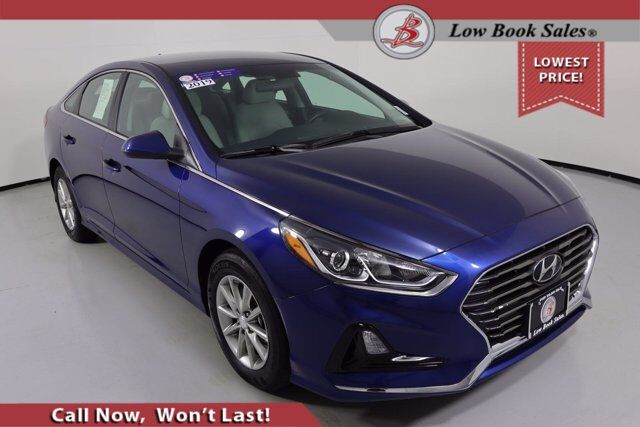 2019 Hyundai SONATA SE Salt Lake City UT