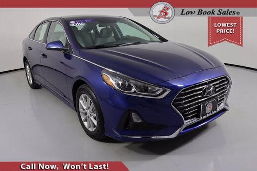 2019_Hyundai_SONATA_SE_ Salt Lake City UT