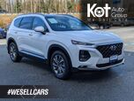 2019 Hyundai Santa Fe 2.0T Preferred AWD w/Sunroof