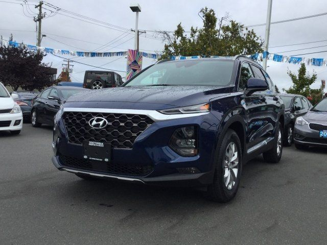 2019 Hyundai Santa Fe Essential AWD w/Safety Package Service Loaner Victoria BC