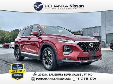 2019_Hyundai_Santa Fe_Limited 2.0T_ Salisbury MD