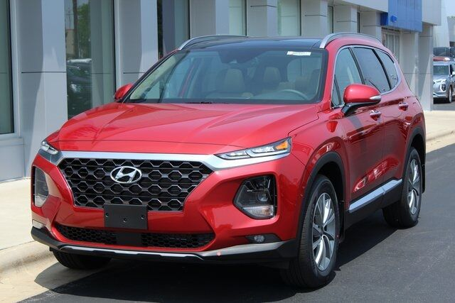 2019 Hyundai Santa Fe Limited 2.4 Green Bay WI