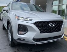 2019_Hyundai_Santa Fe_Limited 2.4_ Washington PA