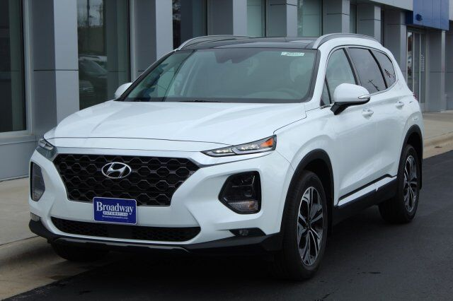 2019 Hyundai Santa Fe Limited Green Bay WI