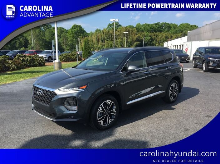 2019 Hyundai Santa Fe Limited High Point NC