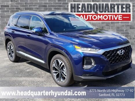2019_Hyundai_Santa Fe_Limited_ Orlando FL