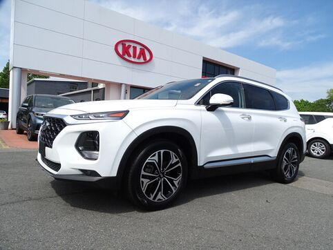 2019_Hyundai_Santa Fe_Limited_ Swansea MA