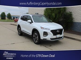2019_Hyundai_Santa Fe_Limited_ Cape Girardeau