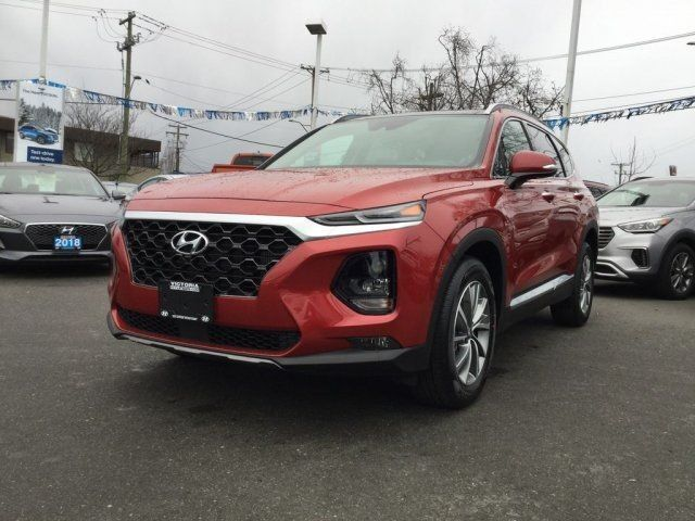 2019 Hyundai Santa Fe Luxury Manager Demo Victoria BC