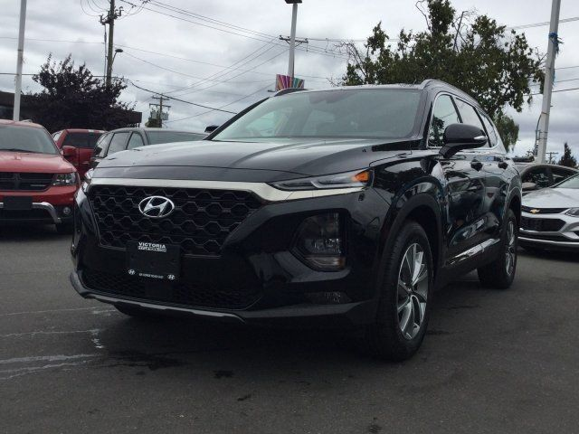 2019 Hyundai Santa Fe Preferred 2.4L w/Colour Pack Victoria BC
