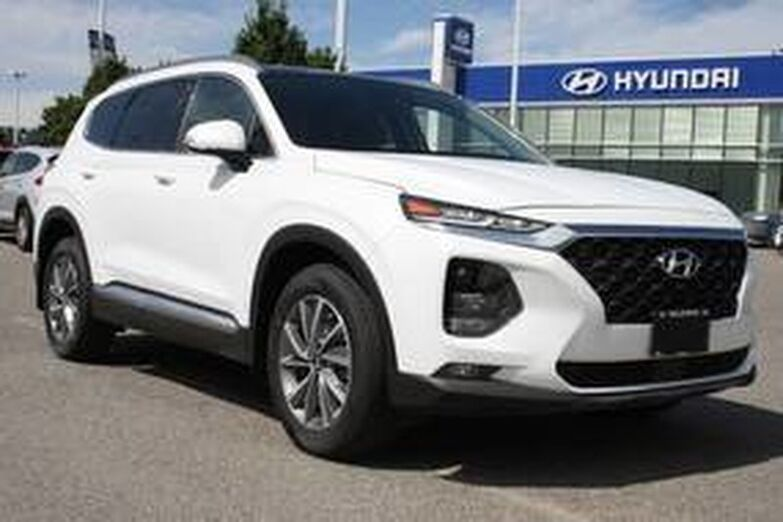 2019 Hyundai Santa Fe Preferred Kelowna BC