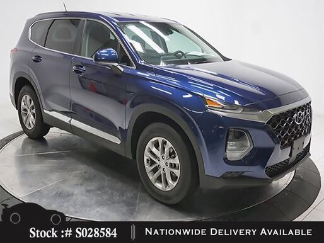 2019_Hyundai_Santa Fe_SE 2.4 CAM,BLIND SPOT,LANE KEEP ASST,17IN WLS_ Plano TX