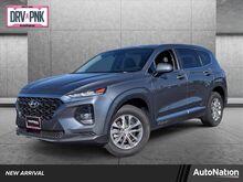 2019_Hyundai_Santa Fe_SE_ Roseville CA