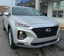2019_Hyundai_Santa Fe_SE_ Washington PA