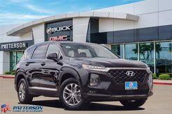 2019_Hyundai_Santa Fe_SEL_ Wichita Falls TX