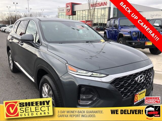 2019 Hyundai Santa Fe SEL 2.4 White Marsh MD