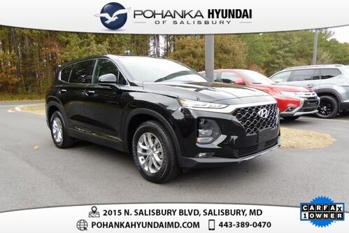 2019_Hyundai_Santa Fe_SEL 2.4 **ONE OWNER**CERTIFIED**_ Salisbury MD