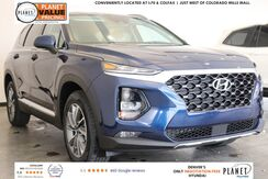 2019 Hyundai Santa Fe SEL Plus 2.4 Golden CO