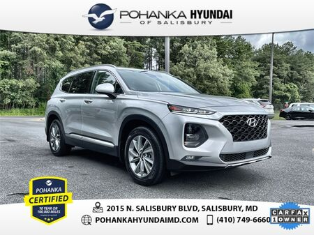 2019_Hyundai_Santa Fe_SEL Plus 2.4 **ONE OWNER**CERTIFIED**_ Salisbury MD