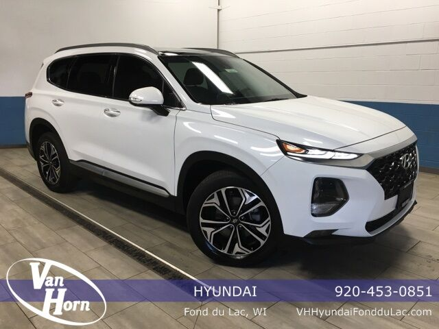 2019 Hyundai Santa Fe Ultimate 2.0 Plymouth WI