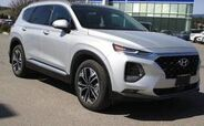 2019 Hyundai Santa Fe Ultimate Fully loaded Navigation,Sunroof, Heated and cooled seat