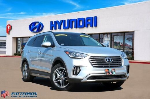2019 Hyundai Santa Fe XL 4DR FWD LTD ULTIMATE Wichita Falls TX