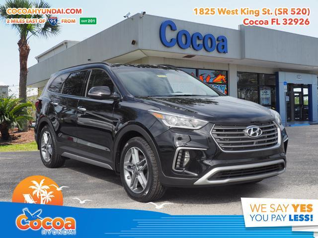 2019 Hyundai Santa Fe XL Limited Ultimate Cocoa FL
