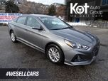 2019 Hyundai Sonata Essential, Low KM's, Heated Seats, Bluetooth, Back-up Camera