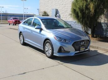 2019_Hyundai_Sonata Hybrid_SE_ Cape Girardeau
