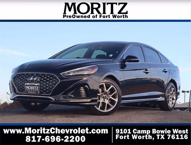 2019 Hyundai Sonata Limited 2.0T Fort Worth TX