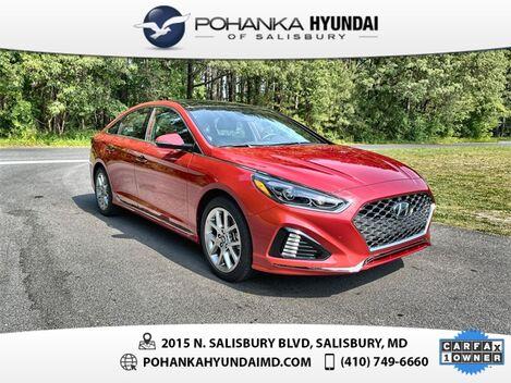 2019_Hyundai_Sonata_Limited 2.0T **ONE OWNER**CERTIFIED**_ Salisbury MD