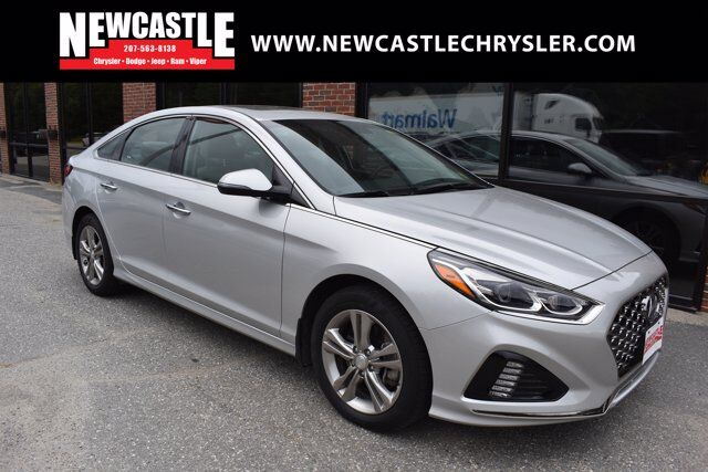 2019 Hyundai Sonata Limited Newcastle ME