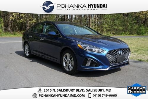 2019_Hyundai_Sonata_Limited **ONE OWNER**CERTIFEID**_ Salisbury MD