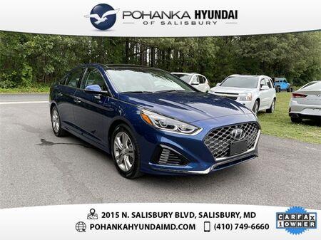 2019_Hyundai_Sonata_Limited **ONE OWNER**CERTIFIED**_ Salisbury MD
