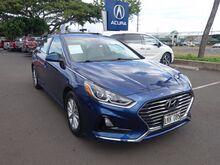 2019_Hyundai_Sonata_SE 2.4L_ Kahului HI