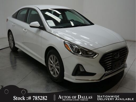 2019_Hyundai_Sonata_SE BACK-UP CAMERA,BLIND SPOT,16IN WHLS_ Plano TX