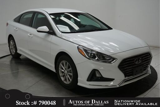 2019_Hyundai_Sonata_SE BACK-UP CAMERA,BLIND SPOT,16IN WHLS_ Plano TX