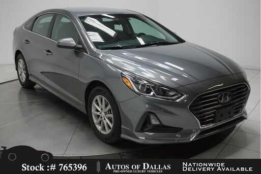 2019_Hyundai_Sonata_SE BACK-UP CAMERA,BLIND SPOT,16IN WLS_ Plano TX