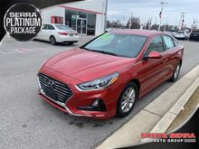 2019_Hyundai_Sonata_SE_ Decatur AL