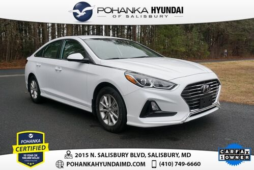 2019_Hyundai_Sonata_SE **ONE OWNER**_ Salisbury MD