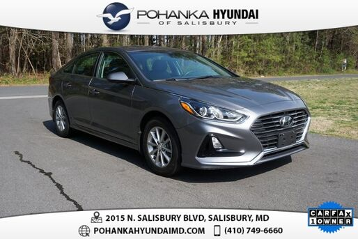 2019_Hyundai_Sonata_SE **ONE OWNER**CERTIFIED**_ Salisbury MD