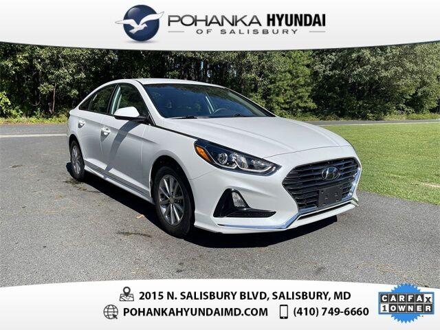 2019 Hyundai Sonata SE **ONE OWNER**CERTIFIED** Salisbury MD